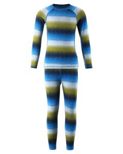 Reima Kids Thermal Set Taival Brave blue