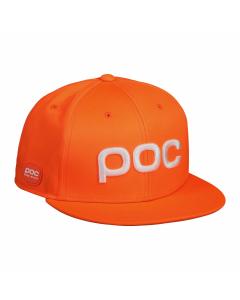 POC Race Stuff Cap Fluorescent Ora