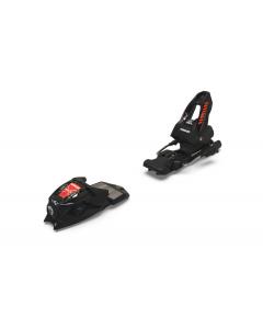 Marker Bindung RACE 8 BLACK/FLO RED