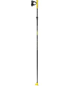 Leki XTA 6.5 Vario Jr. black-yellow