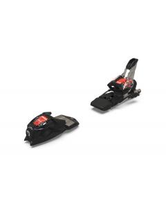Marker Bindung RACE 10 TCX BLACK/FLO RED