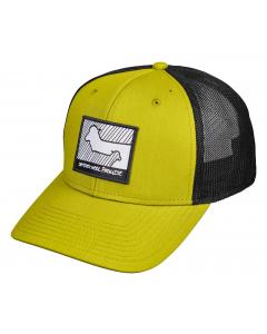 Ortovox WOOL PROMISE TRUCKER CAP dirty daisy