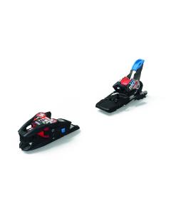 Marker Bindung RACE XCELL 12 BLACK/FLORED