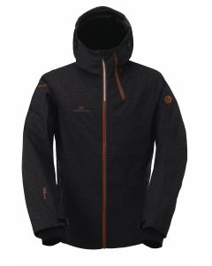 2117 Mens Eco 3L Jacket Ullvi black