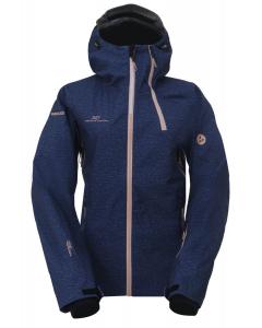 2117 Womens Eco 3L Jacket Ullvi navy