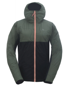 2117 Womens Eco Hybrid Roxtuna Jacket moss green