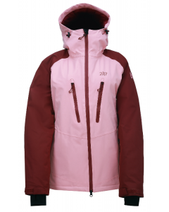 2117 Womens Eco padded jacket Lingbo coral