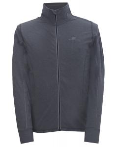 2117 Mens Eco powerfleece jacket Ekudden ink