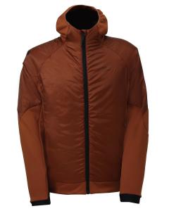 2117 Mens Eco Hybrid Jacket Jutis rusty