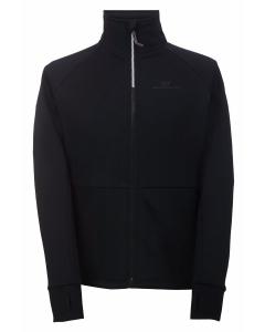 2117 Mens Eco Powerfleece Jacket Linsell black