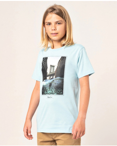 Rip Curl Boys GOOD DAY BAD DAY SS TEE LIGHT BLUE