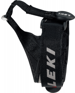 Leki Trigger S Vario Strap silber