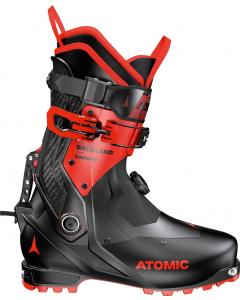 Atomic BACKLAND CARBON BLACK/RED