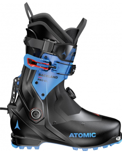 Atomic BACKLAND PRO CL BLACK/BLUE/WHITE
