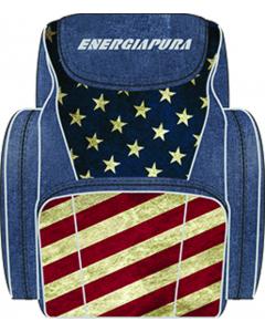 Energiapura Racer Bag SR A274 JEANS/AMER jeans/america