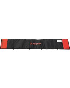 Atomic REDSTER FIS SKIBAG 3PAIRS Black/Red