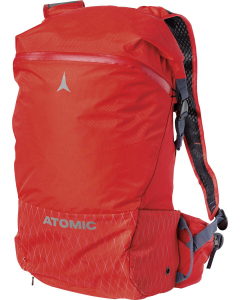 Atomic Bag BACKLAND 22+ BRIGHT RED