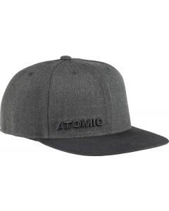 Atomic Kappe ALPS HEATHER CAP OBSIDIAN/HEATHE