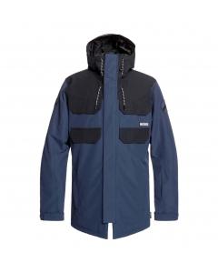DC HAVEN Jacket Mens EDYTJ03096-BTK0 DRESS BLUES