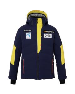 Phenix Norway Down Jacket with Logos EFA72OT01 MN1