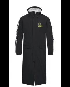 Head Race Raincoat black