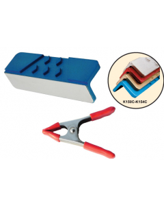 Kuu Beveling Guide 89G Stainless red