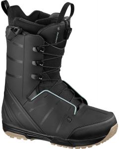 Salomon Snowboardboot MALAMUTE Black/Bk/Sterling B