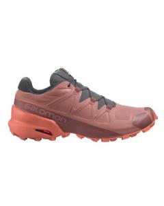 Salomon Schuhe SPEEDCROSS 5 W Brick Dust/Persimo