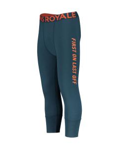 Mons Royale Mens Shaun-off 3/4 Legging atlantic