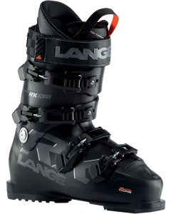 Lange Skischuh RX 130 BLACK GUNMETAL