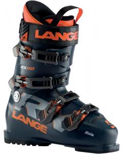 Lange Skischuh RX 110 PETROL/ORANGE