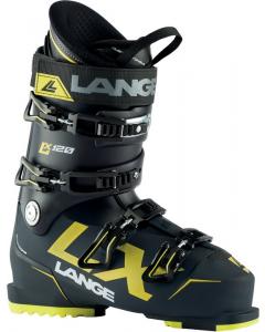 Lange Skischuh LX 120 DEEP BLUE/YELLOW