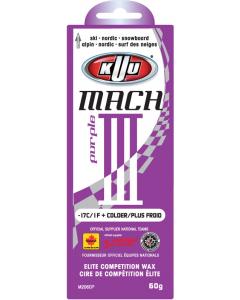 Kuu MACH III PURPLE - very cold Purple Uni