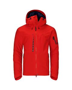 Elevenate Men Creblet Jacket red glow