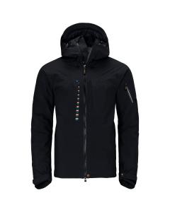 Elevenate Men Creblet Jacket black