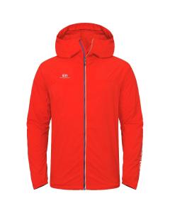 Elevenate Men La Bise Jacket red glow