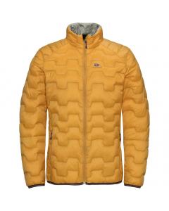 Elevenate Men Motion Down Jacket Cadmium Yellow