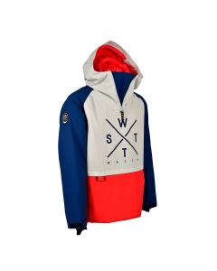 Watts Boys Ski Tech Jacket METOD light grey