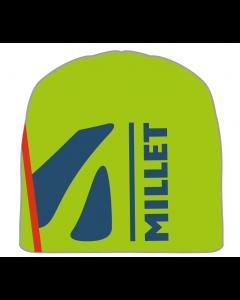 Millet WHITE WOOL BEANIE ACID GREEN/POSE
