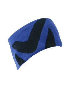 Millet LOGO Headband ABYSS/ORION BLU