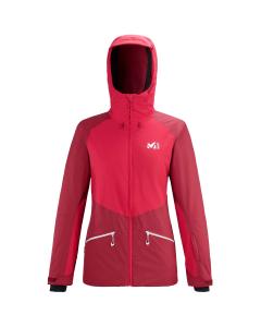 Millet ROLDAL Jacket Women TANGO/TIBETAN RED