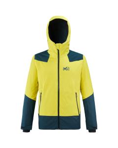 Millet ROLDAL Jacket Men WILD LIME/ORION BLUE