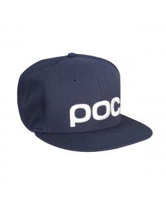 POC Corp Cap Dubnium Blue