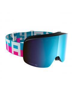 Flaxta Skibrille Prime Bright Pink/Fla
