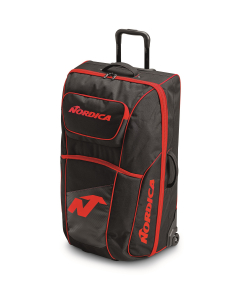 Nordica RACE DUFFLE ROLLER BLACK/RED