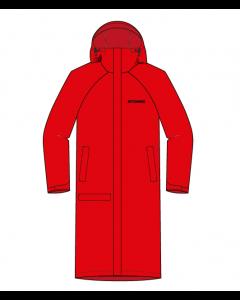 Atomic RS RAIN COAT Red