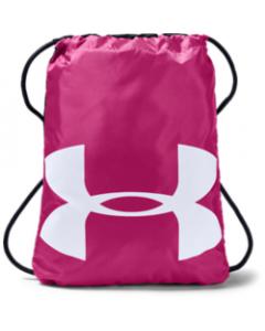 UA Ozsee Sackpack 1240539-655 Tropic Pink-Bla