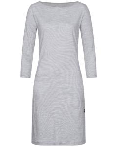 SN Women DRESS BARB Silver Grey Melange