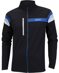 Swix Focus Jacket Men Black