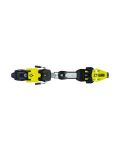 Fischer Bindung RC4 Z18 X RD FREEFLEX ST yellow/r.blue/b